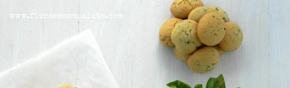 WI Whisk Recipe of the Week - Lemon Basil Cookies