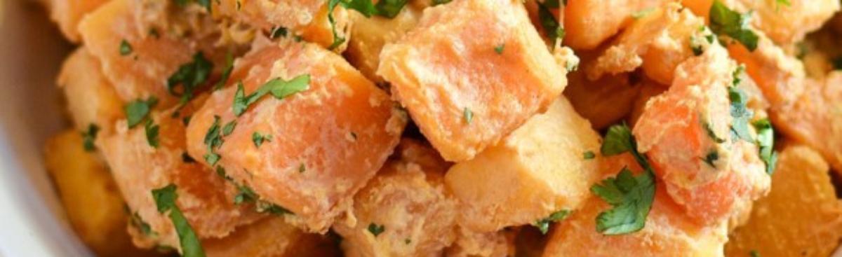 Recipe of the Week - Tahini Roasted Butternut Squash
