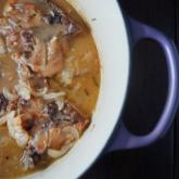 Recipe of the Week - Apple Cider Braised Chicken