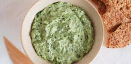 WI Whisk Recipe of the Week - Spinach Goat Cheese Dip