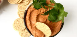 Recipe of the Week - Roasted Red Pepper and Walnut Dip