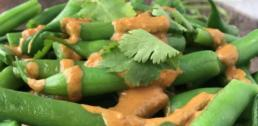 Recipe of the Week - Green Bean Satay