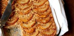 Recipe of the Week - Maple Walnut Baked Oatmeal