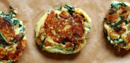 Recipe of the Week - Spinach Potato Cakes