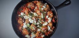 Recipe of the Week - Lamb Meatballs with Spicy Tomato Sauce