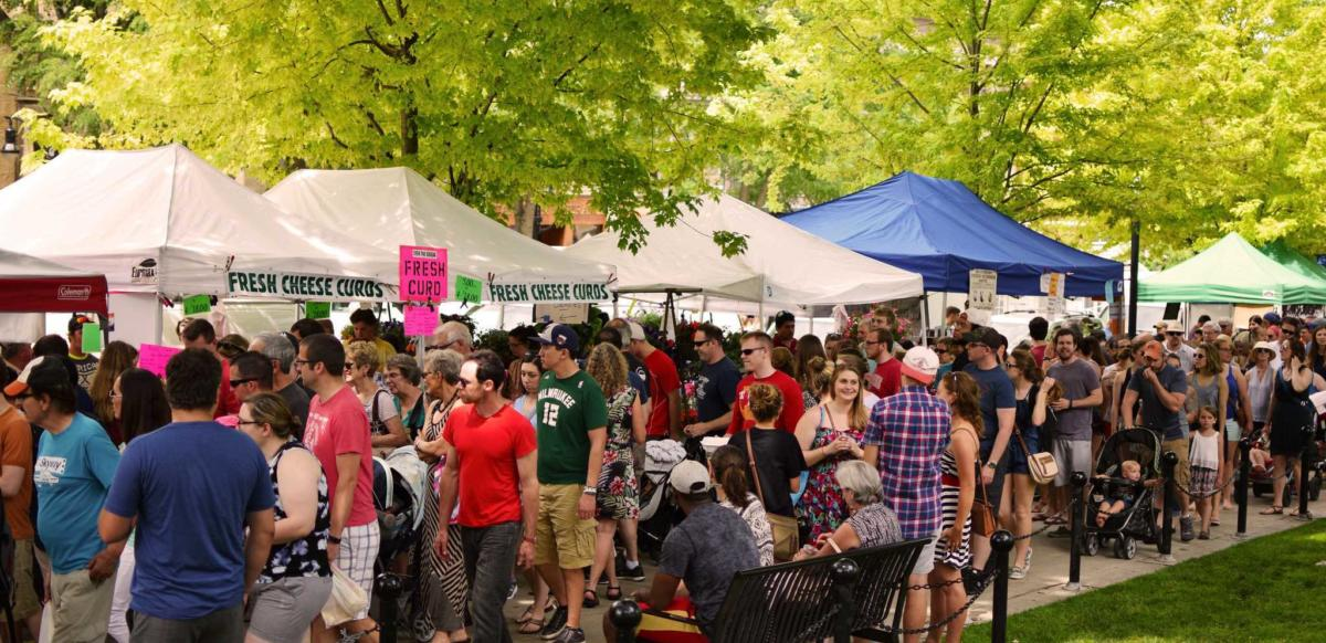 Saturday on the Square is cancelled for the 2020 outdoor season