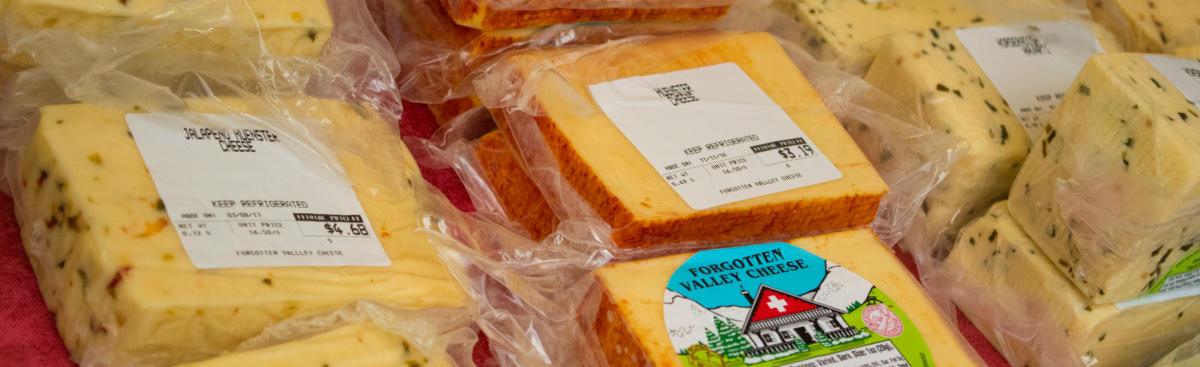Forgotten Valley Cheese