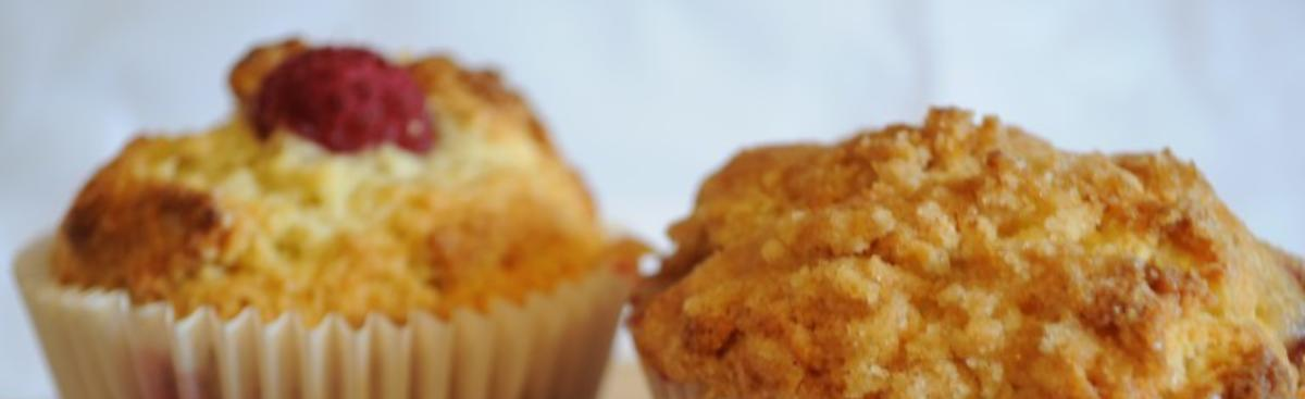 WI Whisk Recipe of the Week - Raspberry Vanilla Muffins