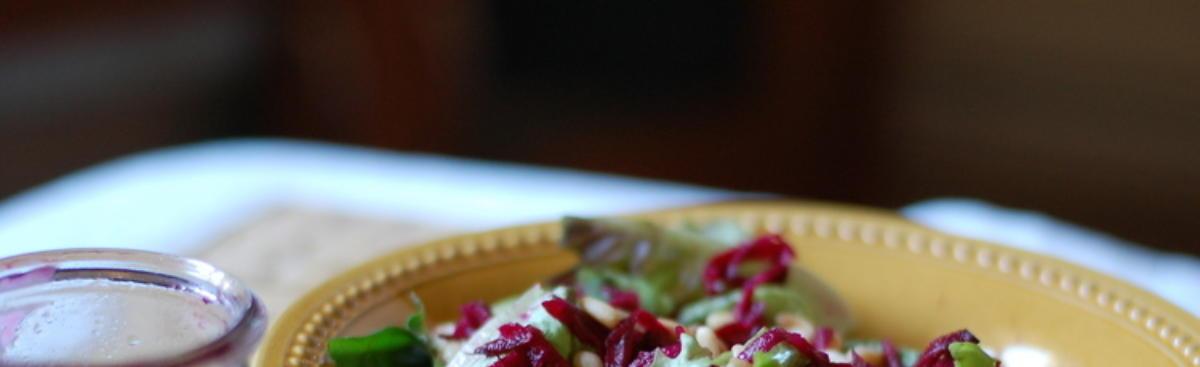 Recipe of the Week - Fresh Pickled Beet Salad