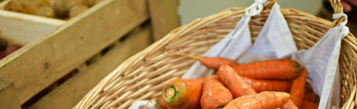 WI Whisk Recipe of the Week - Veggie Wrap with Carrot Ginger Spread