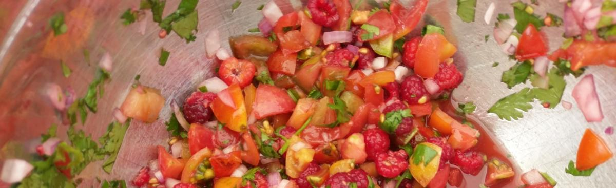 Join us at Wednesday Market on July 10th for an inspiring and tasty recipe demo