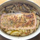 Recipe of the Week - Roast Pork Tenderloin with Fennel & Apples