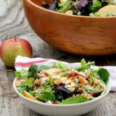 WI Whisk Recipe of the Week - Apple and Pear Salad