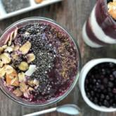 Recipe of the Week - Blueberry Spinach Smoothie