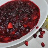 WI Whisk Recipe of the Week - Cranberry Apple Relish