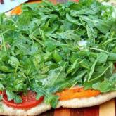 Recipe of the Week - Prosciutto and Arugula Pizza with Fresh Tomatoes