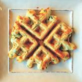 WI Whisk Recipe of the Week - Spinach and Cheddar Waffles