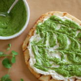 Recipe of the Week - Spring Pesto Flatbread