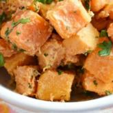 Recipe of the Week - Tahini Roasted Butternut Squash