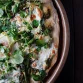 Recipe of the Week - Asparagus and Burrata Pizza with Arugula Pesto