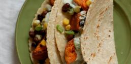 WI Whisk Recipe of the Week - Sweet Potato Tacos