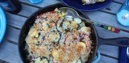 Recipe of the Week - Summer Squash & Tomato Gratin