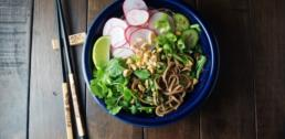 Recipe of the Week: Soy Citrus Soba Noodle Salad