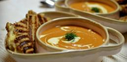 Recipe of the Week - Roasted Tomato & Fennel Soup