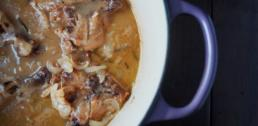 Recipe of the Week - Apple Cider Braised Chicken