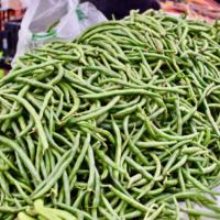 Beans (fresh / green)