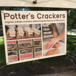 Potter's Crackers
