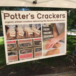 Potter's Crackers